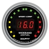 Autometer Sport Comp Wideband Air/Fuel Ratio Gauge - Street