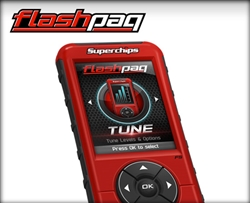 Superchips Flashpaq F5 1998-2014 Dodge Ram Tuner