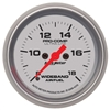 Auto Meter Ultra-Lite Analog Wideband Air/Fuel Ratio Gauge