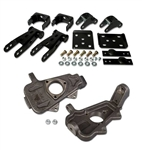 "McGaughy's Deluxe 2/4.5"" Drop Kit 06-08 Ram 1500 2WD RC/QC"