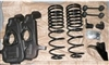 McGaughy's Deluxe 2/4 Drop Kit 09-17 Ram 1500 2WD