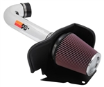 K&N 77 Series Cold Air Intake 2011-2014 Jeep Grand Cherokee and Dodge Durango 5.7L Hemi