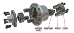 "Detroit TruTrac Differential for 9.25"" Rear"