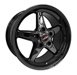 Racestar 92 Dark Star 17x10.5 Rear Wheel 5x5.5
