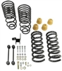 Belltech 2/4 Drop Kit W/O shocks 2009-2018 Ram 1500 2WD Quad/Crew Cab