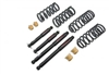 Belltech 2/4 Drop Kit With Nitro Drop Shocks 2009-2017 Ram 1500 2WD Quad/Crew Cab