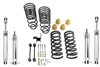 Belltech 2/4 Drop Kit w/ Viking Performance Double Adjustable shocks 2009-2018 Ram 1500 2WD Regular Cab