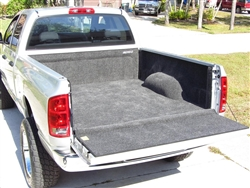 "Bed Rug Bedliner 2002-2013 Dodge Ram 1500, 2500, 3500 Regular, Quad, Crew, and Mega Cab trucks with 6'4"" Bed"