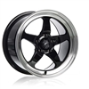 Forgestar D5 17x10 Rear Drag Wheel - 5x5.5