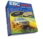 EBC Greenstuff 6000 03-09 Dodge Ram 2500 Front Brake Pads