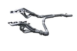 American Racing Headers Longtube Headers with Cats 2014-2015 Ram 2500 5.7L/6.4L Hemi
