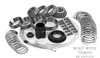 "Master Install Kit with Timken Bearings for 11.5"" Rear"
