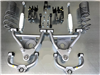 ​Inez Hotrods 4/6 Lowering Kit 09-18 Ram 1500 2WD Regular Cab