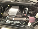 LegMaker Carbon Fiber Cold Air Intake 2011-2014 Jeep Grand Cherokee and Dodge Durango 5.7L Hemi