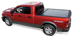 "Rollbak Retractable Bed Cover 2002-2016 Dodge Ram 1500/2500/3500 Regular, Quad, Crew, and Mega Cab with 5'7"" Bed without Rambox or 6'4"" bed"