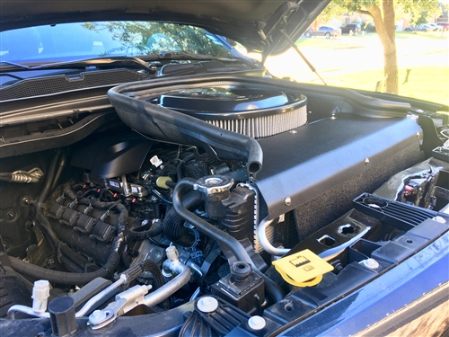 Cold Air Intake For Dodge Ram 1500 5.7 Hemi >> Vararam Air Grabber Intake 2019 Ram 1500 5 7l Hemi