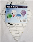 Hex N More - by Jaybird Quilts