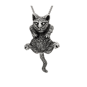 PHP1050- Sterling Silver Movable Boy Pendant