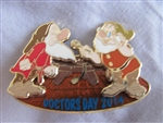Disney Trading Pin 100130: 2014 Doctors' Day