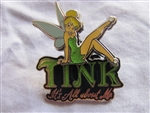 Disney Trading Pin 100170: Tinker Bell - It's All about Me