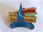 Disney Trading Pin 12 Months of Magic - Disney Buildings (Animation)