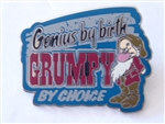 Disney Trading Pin 101870: Genius by birth