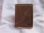 Disney Trading Pin 102289: DLR - 2014 Hidden Mickey Series - Chalk Sketches - Tinker Bell