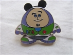Disney Trading Pin 102419 Magical Mystery Pins - Series 7 - Buzz Lightyear Only