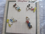 Disney Trading Pins 102854: Character Booster Set