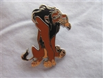 Disney Trading Pin 104968: Scar with Hyenas - Scar ONLY