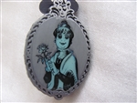Disney Trading Pin 106239: Haunted Mansion Glow In The Dark Mystery Set - Lady With Rose ONLY