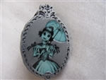 Disney Trading Pin 106281: Haunted Mansion Glow In The Dark Mystery Set - Parasol Girl ONLY