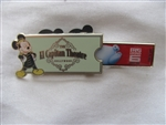 Disney Trading Pin 106355: DSSH - El Capitan Theatre Ticket Pin - Big Hero 6