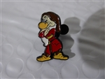 Disney Trading Pin 10669 Grumpy - Spain