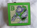 Disney Trading Pin 106920: Toy Story 3 Mini-Pin Set - Buzz only