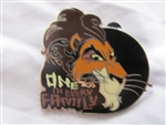 Disney Trading Pin 107918 Villains Attributes Mystery Collection - Scar ONLY