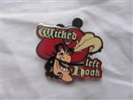 Disney Trading Pin 107922 Villains Attributes Mystery Collection - Captain Hook ONLY