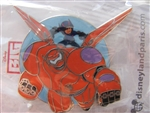 Disney Trading Pin 107948 DLP - Baymax and Hiro