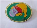 Disney Trading Pin  107950: Winnie the Pooh 'Oh Bother!'