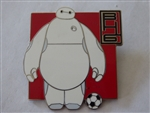 Disney Trading Pin 108022: Big Hero 6 Baymax Soccer