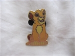 Disney Trading Pin 1082 Young Simba
