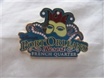 Disney Trading Pin 108213 Port Orleans Resort French Quarter with Jester
