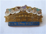 Disney Trading Pins 10866: 12 Months of Magic - Disney Building (Team Disney)