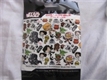Disney Trading Pin 109143 Cute Star Wars Stylized Mystery Pouch