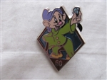 Disney Trading Pin 109332 DLR - 60th Diamond Celebration - Mystery Pin Pack - Dopey