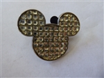 Disney Trading Pin 109967 Mickey Mouse Icon White Cubes