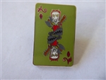 Disney Trading Pins 110366 Nightmare Before Christmas - Playing Card Mystery Collection - Lock ONLY