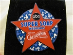 Disney Trading Pin 11084 DCA - Super Soap Weekends 2002 (Logo)