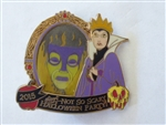 Disney Trading Pin  111421 WDW - MNSSHP 2015 - Evil Queen & Mirror