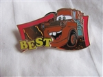 Disney Trading Pin  111485 2015 Best Friends - Tow Mater Only